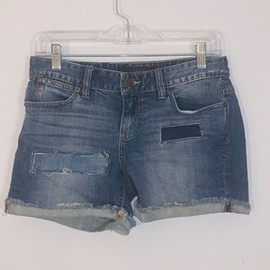Calvin Klein Jeans Distressed shorts size 26/2